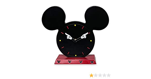 Disney Parks I Am Mickey Mouse Tabletop Clock New