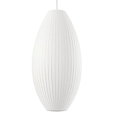 Modernica cigar lamp lg george nelson large cigar bubble pendant modernica cigar lamp lg george nelson large cigar bubble pendant lamp large aloadofball Image collections