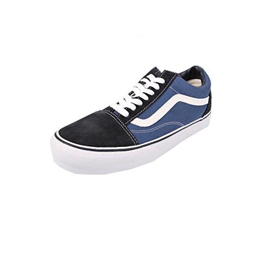 Vans Old Skool Classic Suede/Canvas, Sneaker Unisex - Adulto Black