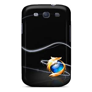 Defender Case For Galaxy S3, Mozilla Pattern