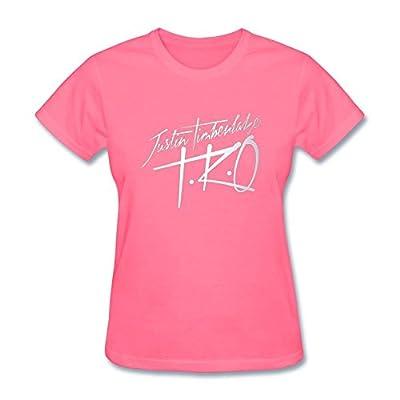 Liyo Womens Justin Timberlake TKO Logo T-shirt