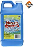Darice UPC 1021-13 Miracle Bubbles Solution Refill (2-Pack)