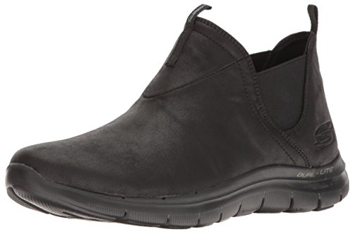 2 Skechers 0 Lite Deal black Flex Done Bbk BBK Weight Women's Appeal TxwEr71qT