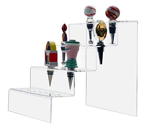 Wine Bottle Stopper Display - 6
