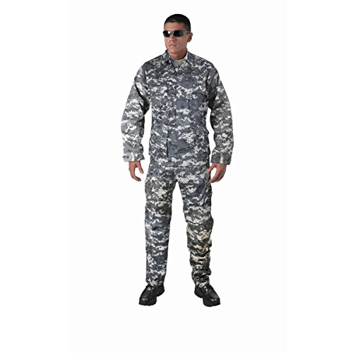Rothco BDU Uniform Set - Subdued Urban Digital - 2XL by Rothco
