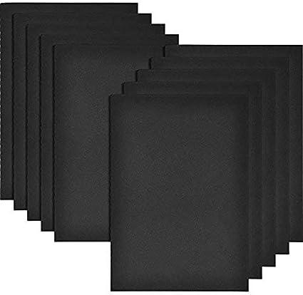 Lot de 3 Paperchase kraft slim Cahier-Lign/é-A5