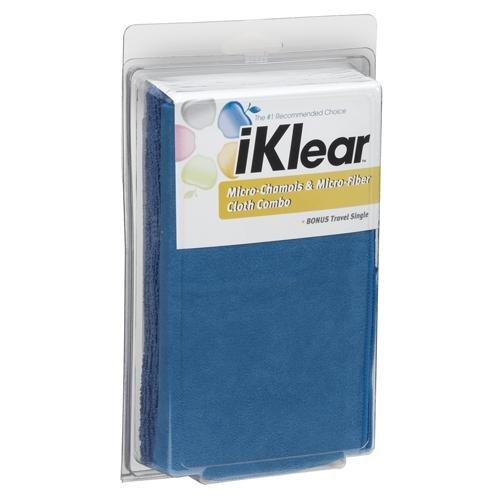 iKlear Chamois Microfiber Cloths iK MK COM