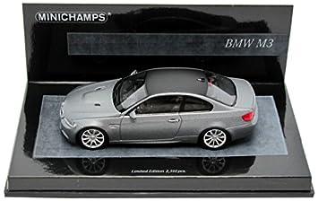 Minichamps 436026321 - Vehicle Miniature - BMW M3 Coupe 2008 ...