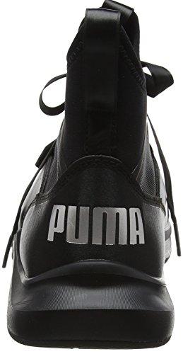 Puma Cross Wn's Para Ep Black puma Black Negro Phenom De puma Mujer Satin Zapatillas YwS1Yqrx