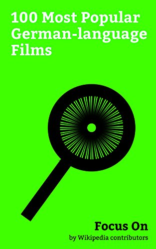 Focus On: 100 Most Popular German-language Films: XXX (2002 film), Inglourious Basterds, The Pianist (2002 film), Children of Men, The Human Centipede ... (2004 film), Rush (2013 film), etc.