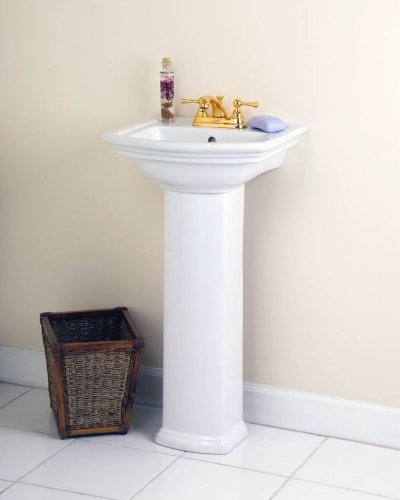 bathroom pedestal sinks. Barclay Washington Bathroom Pedestal Sinks E