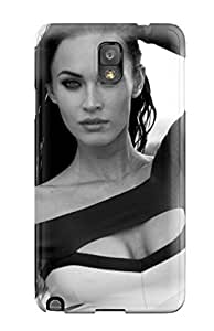 New Arrival Megan Fox Black & White For Galaxy Note 3 Case Cover