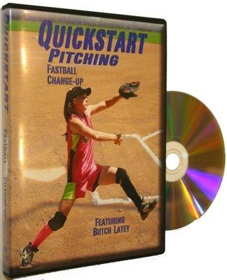 Softball Fastpitch Pitching Dvd - Quick Start Pitching - Fastball & Change (Fastpitch Softball Pitching Dvd)