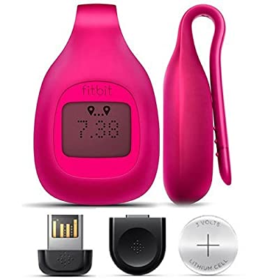 Fitbit Zip Wireless Activity Tracker Pedometer Steps Distance Calories Magenta Good Gift Fast Shipping Ship Worldwide From Hengheng Shop