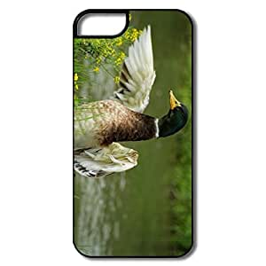 IPhone 5S Cases, Duck White/black Covers For IPhone 5/5S