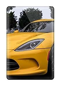 Tpu JessicaBMcrae Shockproof Scratcheproof Amazing Yellow Car Photos Hard Case Cover For Ipad Mini/mini 2