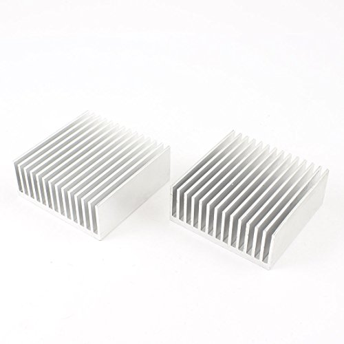 uxcell Aluminum Chipset Heatsink Dissipation