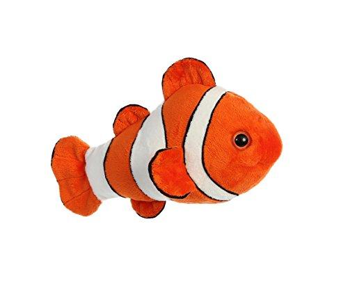 Aurora World Destination Nation Clown Fish, Orange -