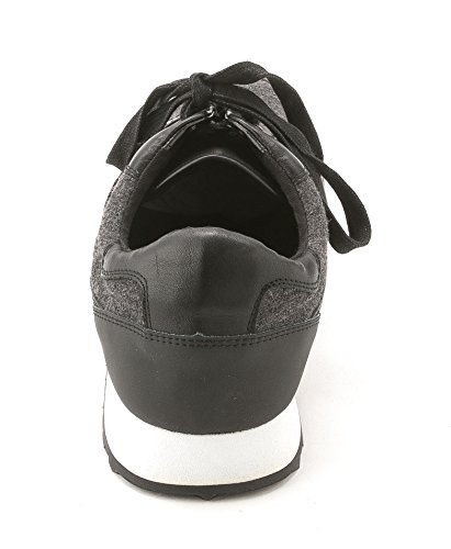 up Sneakers New Dewey York Black Fashion Womens Canvas Top Kenneth Grey Cole Low Lace Pa6qxnz