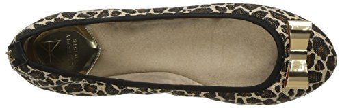 Butterfly Twists Womens Chloe Ballet Flat Multi