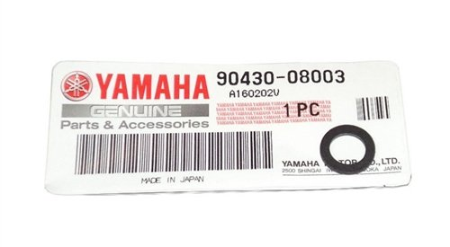 - 3x YAMAHA OEM Outboard Lower Unit Oil Drain Gasket 90430-08020-00 90430-08003