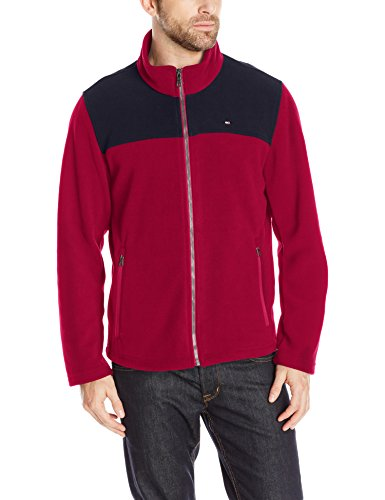 Tommy Hilfiger Men's Outerwear Tommy Hilfiger Men's Classic Zip Front Polar Fleece Jacket price tips cheap