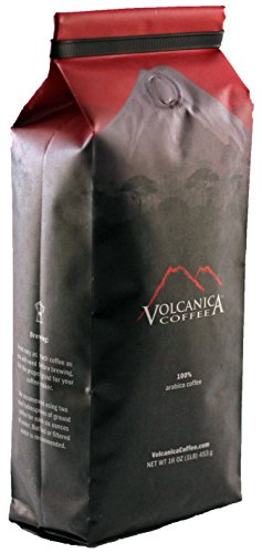 Costa Rican Stock Coffee, Dark Roast, Fair Trade, Ground, 16-ounce