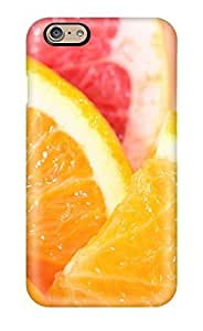 For Iphone Case, High Quality Grapefruit And Orange Slices For Iphone 6 Cover Cases