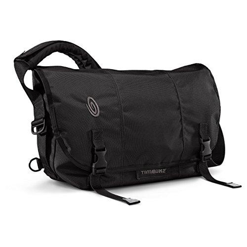 Timbuk2 Classic Messenger Bag,Black/Black/Black,XS
