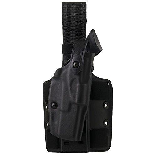 Safariland 6304 ALS Tactical Leg Holster, Black, Right Hand, S&W M&P -