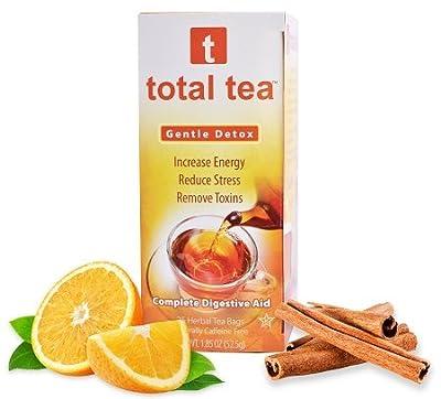Gentle Detox Tea By Total Tea