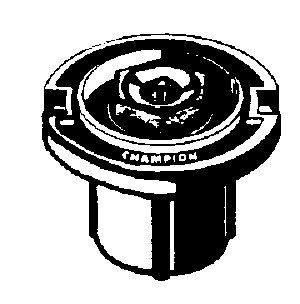 Champion Nozzle (Champion Irrigation PD F27H Half Circular Flush Sprinkler Head)