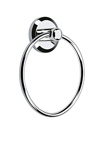 bristan so ring c solo towel ring chrome plated