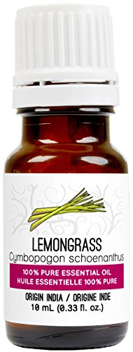 Lemongrass Essential Oil 0 33 fl