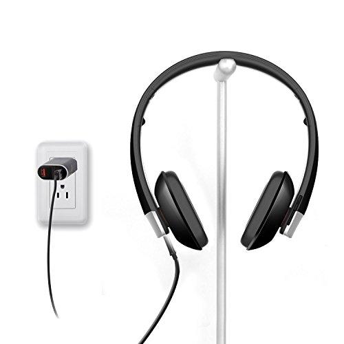 Wireless TV Headphones, Jelly Comb Wireless RF Stereo Headphones ...