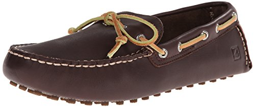 Sperry Top-Sider Men's Hamilton Driver 1 Eye Loafers, Brown Brown
