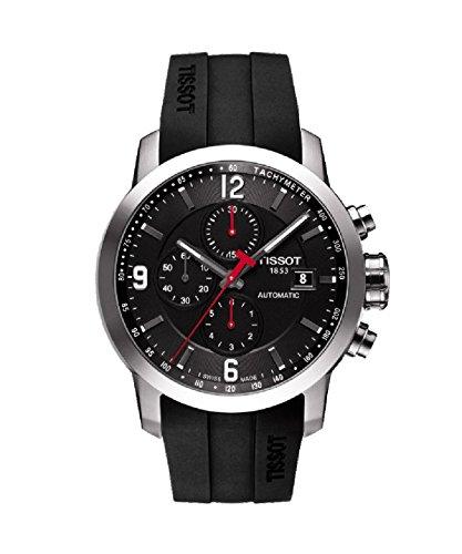 TISSOT - Reloj Tissot PRC 200 T0554271705700 automática: Amazon.es: Joyería