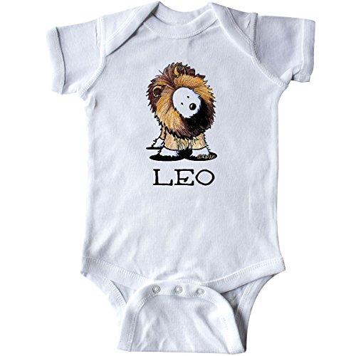 inktastic - Leo Lion Westie Infant Creeper Newborn White - KiniArt 5e53 ()