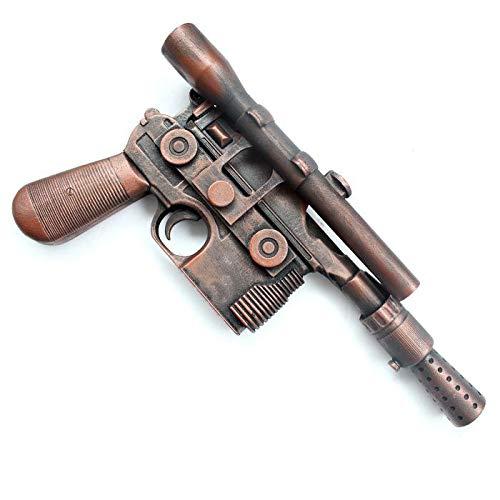 (RealFireNSteel Star Wars - Han Solo's DL-44 Heavy Blaster Pistol)