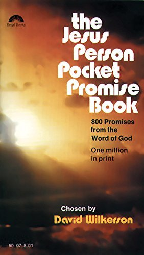 The Jesus Person Pocket Promise Book: 800 Promises from the Word of God (1994-10-01)