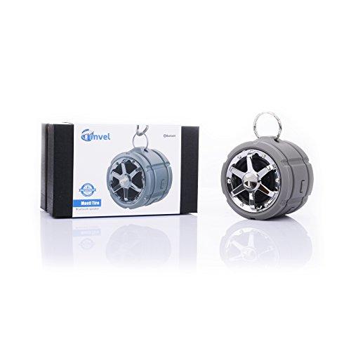 Tmvel Tire Waterproof Wireless Bluetooth