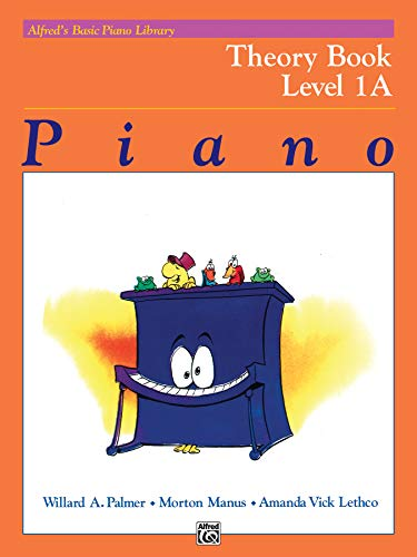 Alfred's Basic Piano Library Theory, Bk 1A