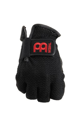Meinl Half Finger Drummer Gloves - Medium