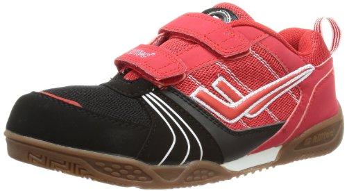 Killtec Soccer Unisex-Kinder Hallenschuhe Rot (rot/schwarz / 00400)