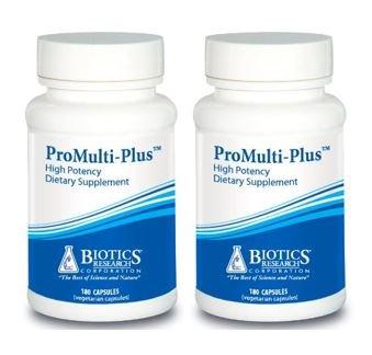 Biotics Research – Promulti-plus 180c-2 Bottles Review