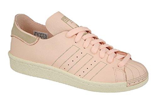 adidas Superstar 80s Decon W, Zapatillas de Deporte para Mujer Rosa (Roshel / Roshel / Casbla)