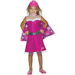 Barbie Princess Power Super Sparkle Costume, Child's Small