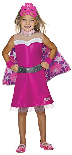 [Barbie Princess Power Super Sparkle Costume, Child's Small] (Super Sparkle Costume)