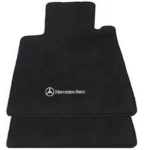 Mercedes-Benz Genuine OEM Carpeted Floor Mats 2000 to 2004 SLK-Class