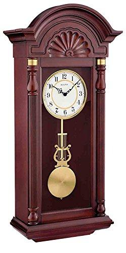 Bulova C1516 New Yorker Chiming Wall Clock, - Store Yorker New